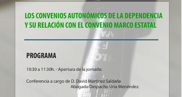 CAMBIO DE UBICACIÓN JORNADA SOBRE CONVENIO COLECTIVO